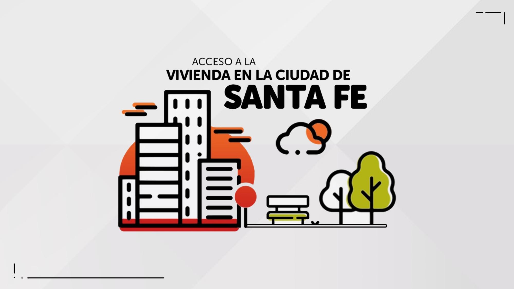Viviendas en Santa Fe: Las oportunidades del suelo público