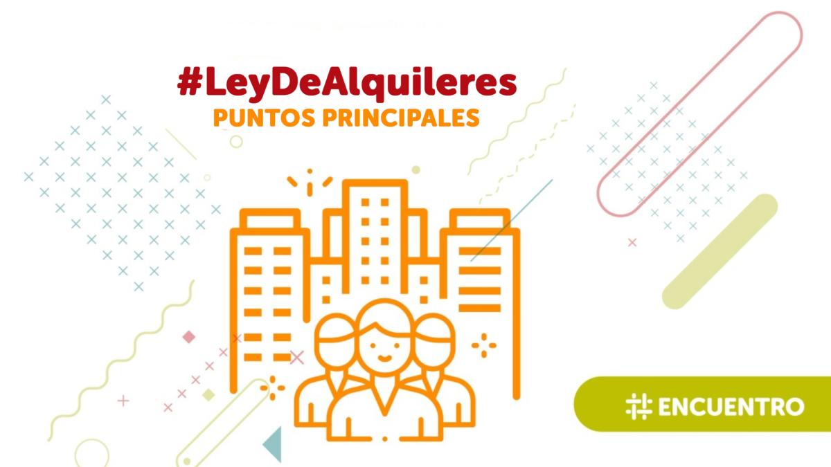 LEY DE ALQUILERES